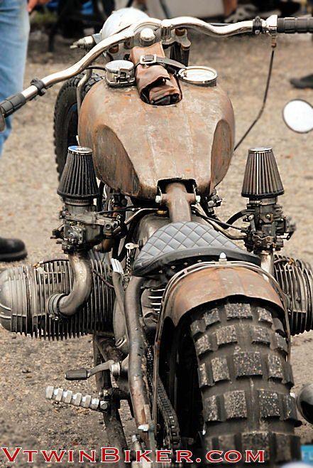 PHOTOS - BMW - Bobber, Cafe Racer et autres... - Page 12 Ad334a10