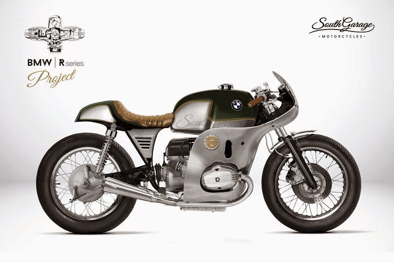PHOTOS - BMW - Bobber, Cafe Racer et autres... - Page 12 South_10
