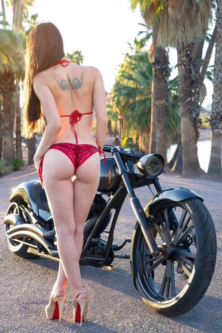 BIKES and GIRLS (sujet unique) - Page 17 Tumbl858