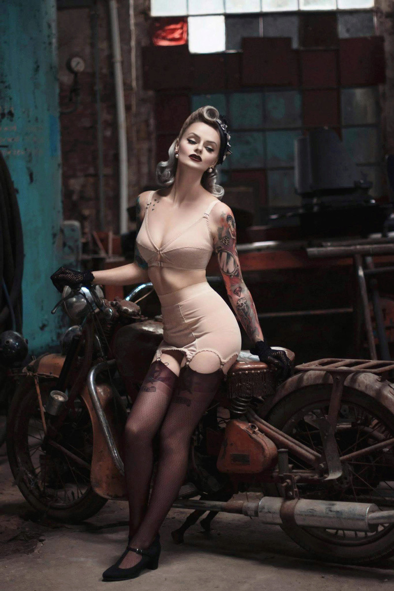 BIKES and GIRLS (sujet unique) - Page 17 Tumbl970