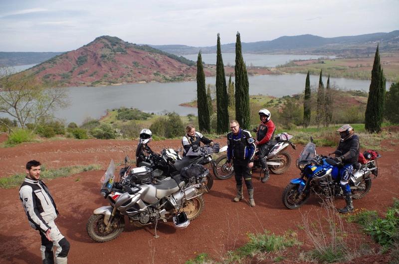 A la (re)découverte du lac du Salagou 1510