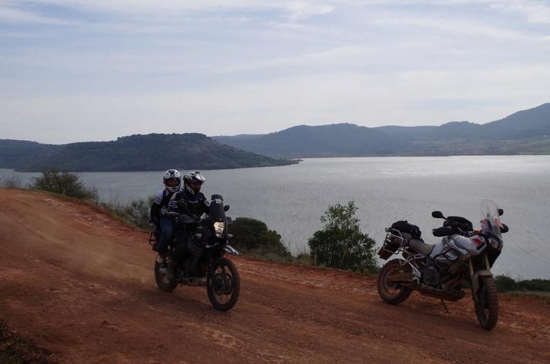 A la (re)découverte du lac du Salagou 410
