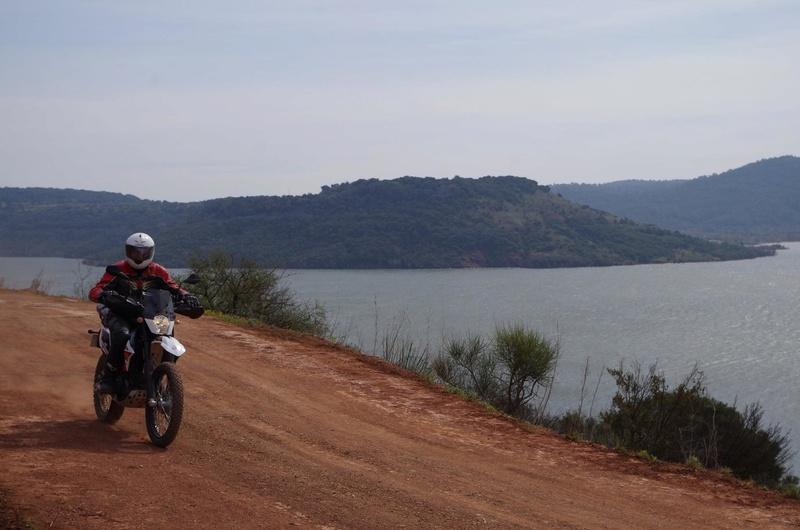 A la (re)découverte du lac du Salagou 610