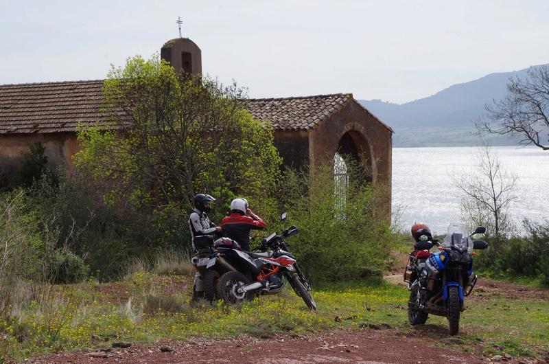 A la (re)découverte du lac du Salagou 710