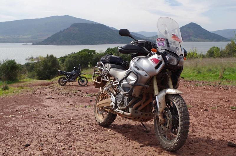 A la (re)découverte du lac du Salagou 810