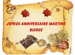 Bon Anniversaire Tinavanni Martine