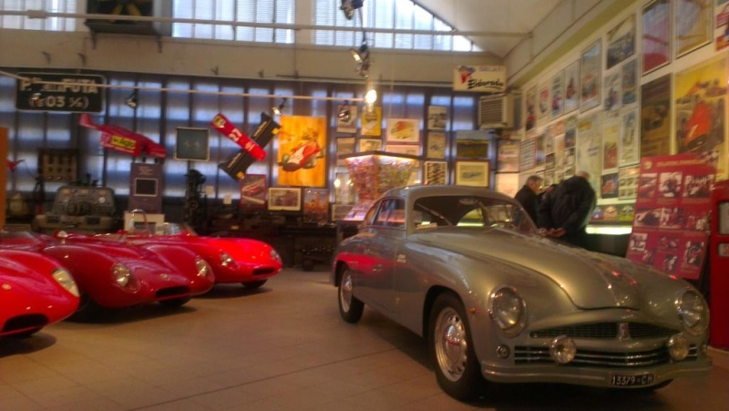 Museo Stanguellini - Pagina 2 Imag2410