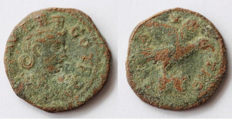 Nettoyage des monnaies romaines .... - Page 2 _6411