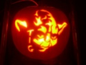 "1st Annual "" TIG STAR WARS PUMPKIN CARVING CONTEST ""  - **WINNING ENTRIES** - Page 2 Dscn6512"