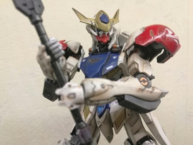 Gundam Lupus HG 1/144 no paint Img_2049