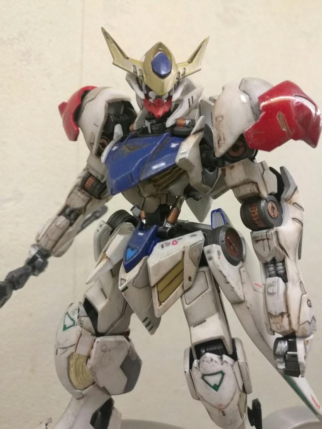 Gundam Lupus HG 1/144 no paint Img_2050