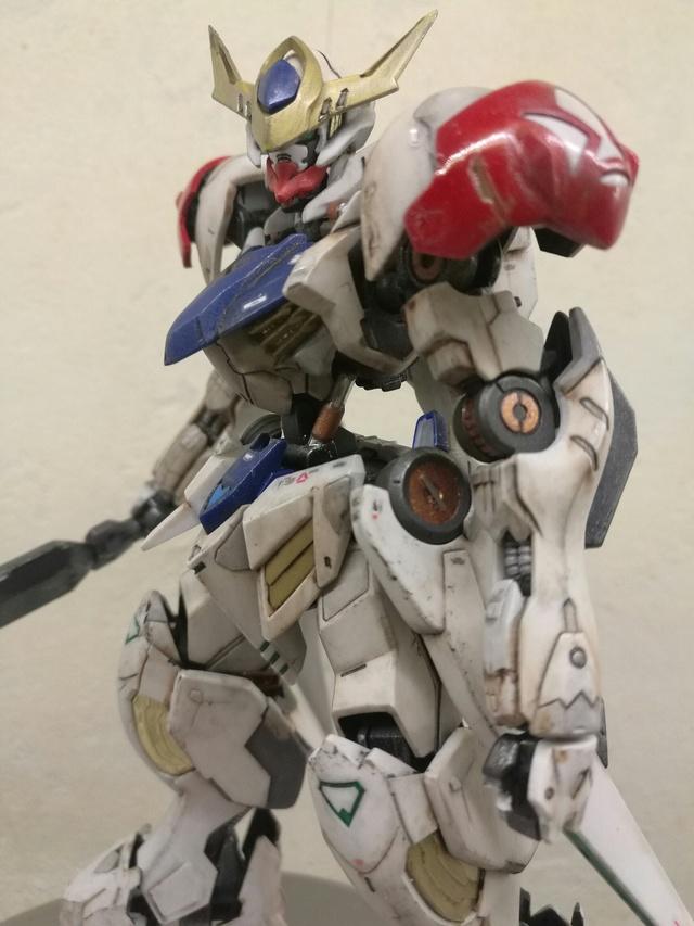 Gundam Lupus HG 1/144 no paint Img_2051