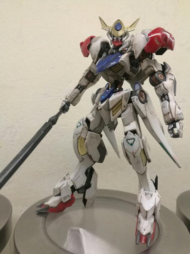 Gundam Lupus HG 1/144 no paint Img_2054