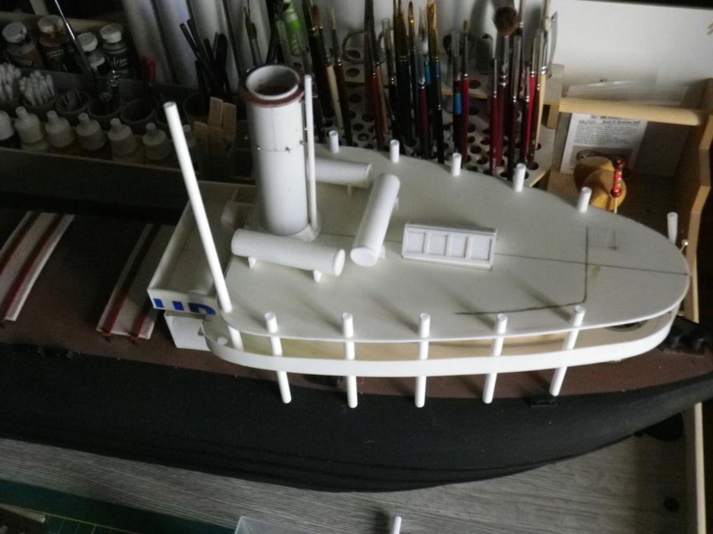 """Le """"John ericsson"""" navire à dos de baleine. - Page 6 Imgp6120"""