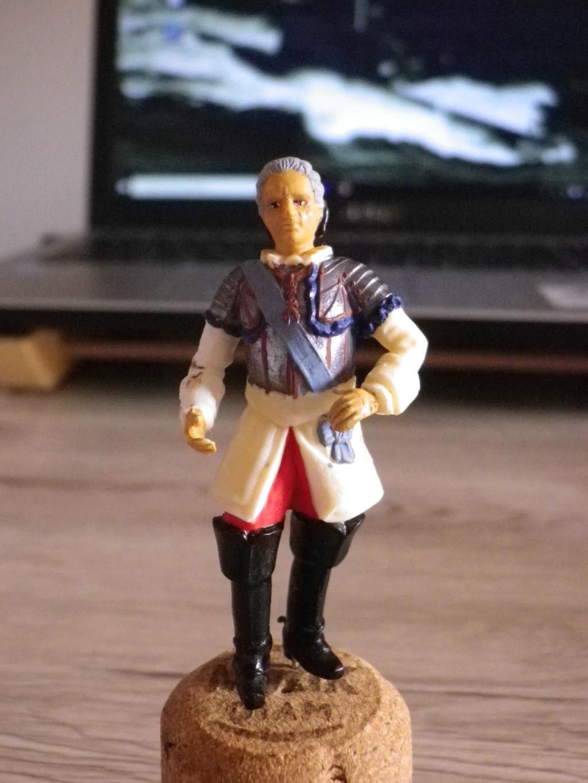 Louis XV et Marie Leczinska Imgp6613