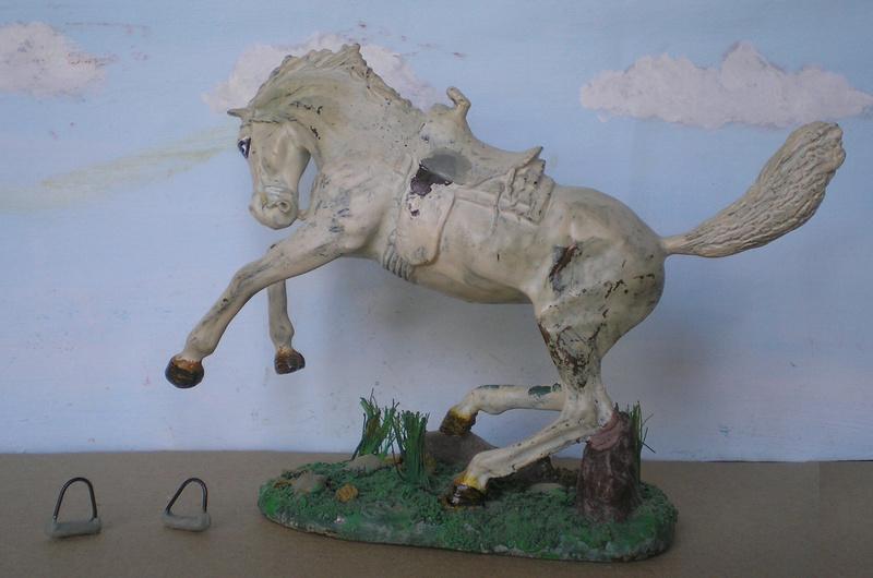 Cowboy zu Pferd mit Lasso - Umbau in der Figurengröße 7 cm - Seite 2 139j2b15
