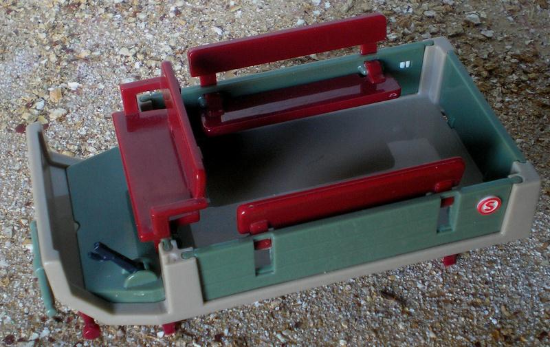 Bemalungen, Umbauten, Eigenbau - neue Fuhrwerke für meine Dioramen 251a2a10