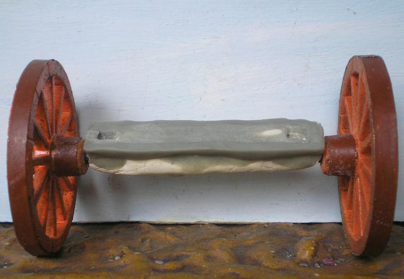 Bemalungen, Umbauten, Eigenbau - neue Fuhrwerke für meine Dioramen - Seite 2 251c2b14