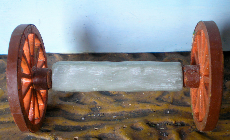Bemalungen, Umbauten, Eigenbau - neue Fuhrwerke für meine Dioramen - Seite 2 251c2b20