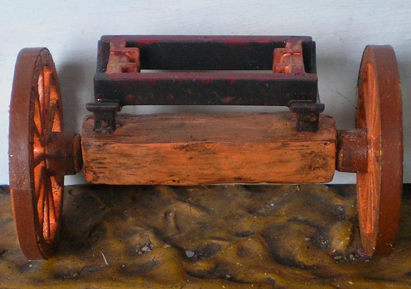 Bemalungen, Umbauten, Eigenbau - neue Fuhrwerke für meine Dioramen - Seite 2 251c2b21