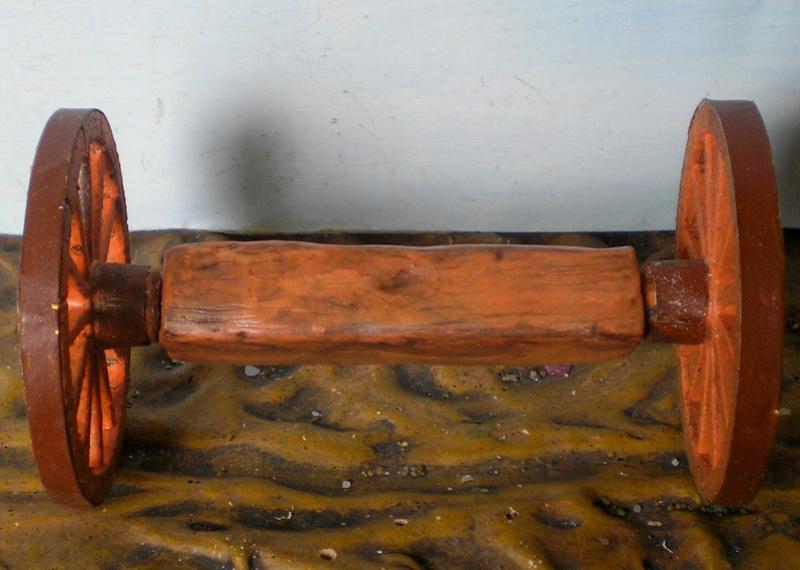 Bemalungen, Umbauten, Eigenbau - neue Fuhrwerke für meine Dioramen - Seite 2 251c2b22