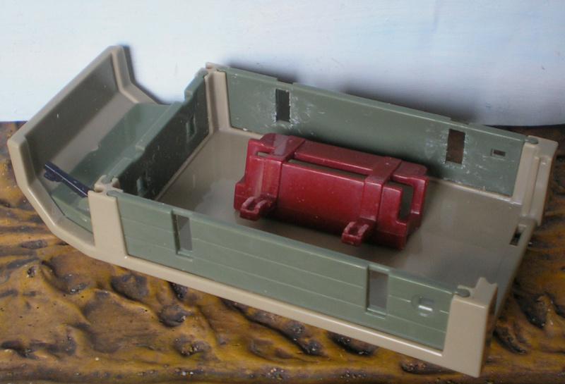 Bemalungen, Umbauten, Eigenbau - neue Fuhrwerke für meine Dioramen 251c3a10