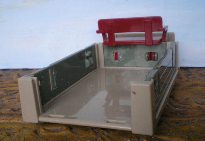 Bemalungen, Umbauten, Eigenbau - neue Fuhrwerke für meine Dioramen 251c3a11