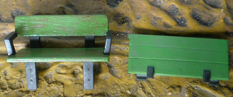 Bemalungen, Umbauten, Eigenbau - neue Fuhrwerke für meine Dioramen 251c3a12