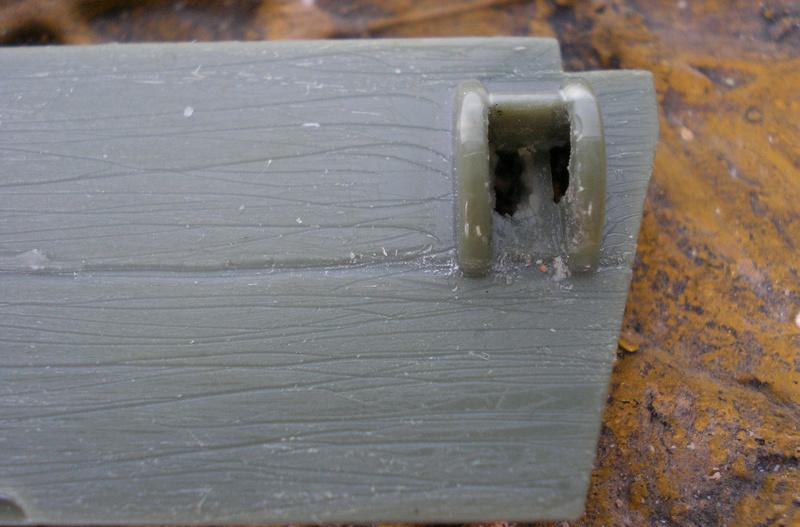 Bemalungen, Umbauten, Eigenbau - neue Fuhrwerke für meine Dioramen - Seite 2 251c3a27