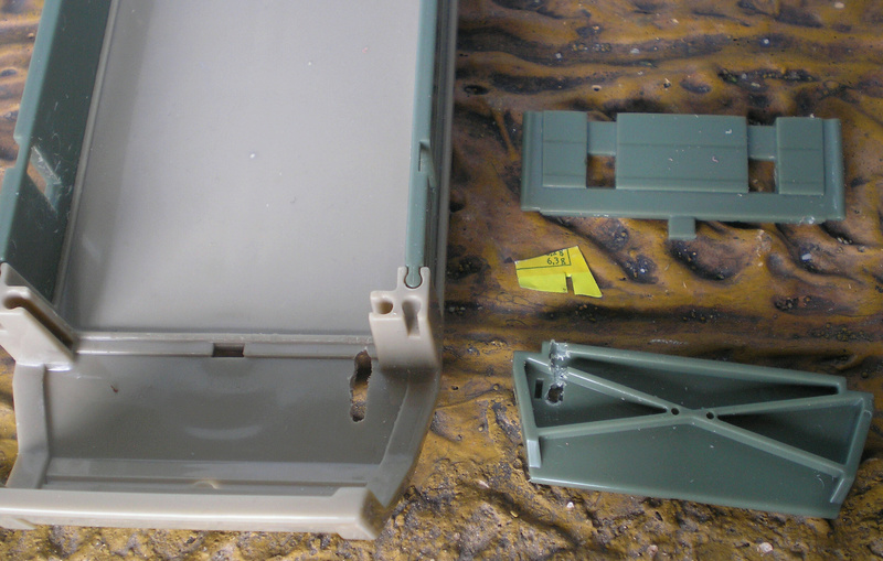Bemalungen, Umbauten, Eigenbau - neue Fuhrwerke für meine Dioramen - Seite 2 251c3a30