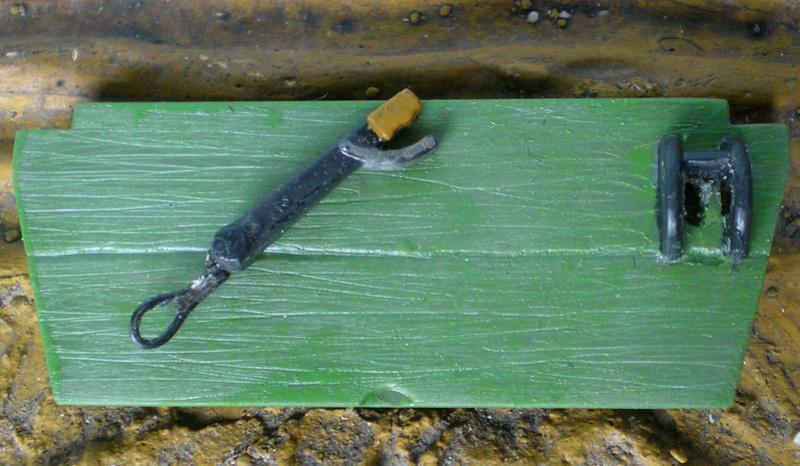 Bemalungen, Umbauten, Eigenbau - neue Fuhrwerke für meine Dioramen - Seite 2 251c3a33