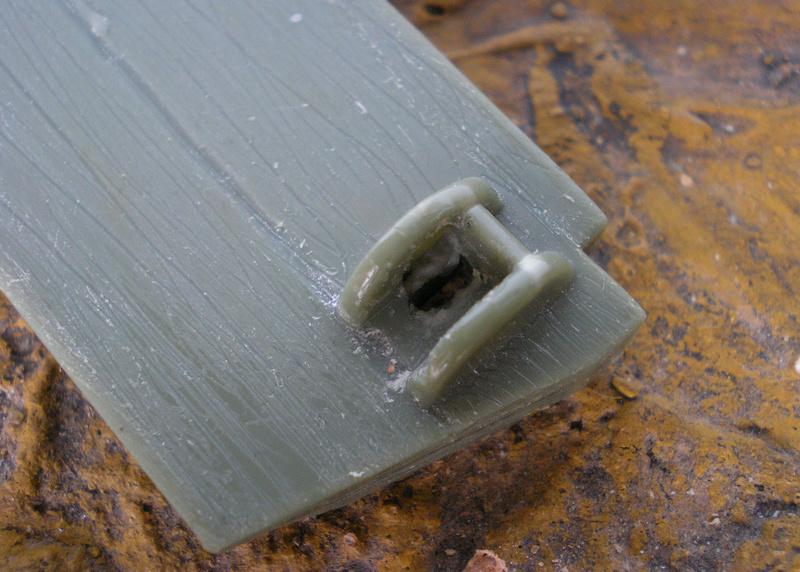 Bemalungen, Umbauten, Eigenbau - neue Fuhrwerke für meine Dioramen - Seite 2 251c3a34
