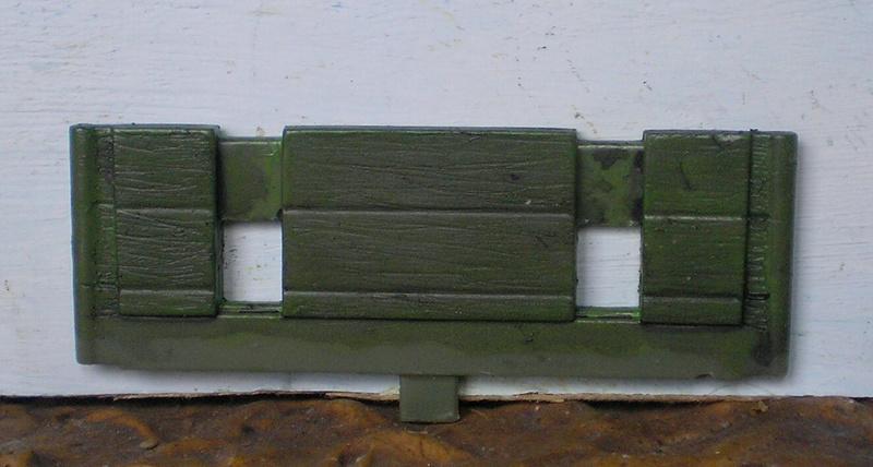 Bemalungen, Umbauten, Eigenbau - neue Fuhrwerke für meine Dioramen - Seite 2 251c3a38