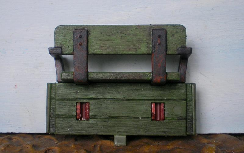 Bemalungen, Umbauten, Eigenbau - neue Fuhrwerke für meine Dioramen - Seite 2 251c3a40
