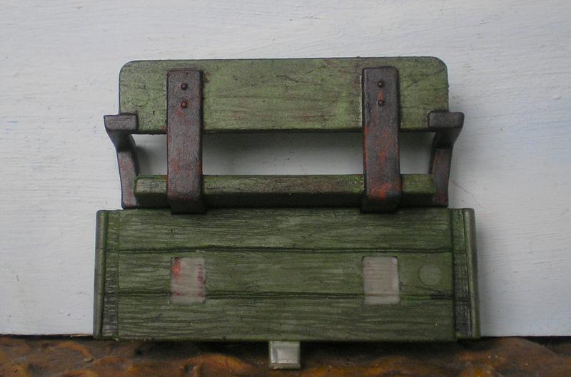 Bemalungen, Umbauten, Eigenbau - neue Fuhrwerke für meine Dioramen - Seite 2 251c3a41