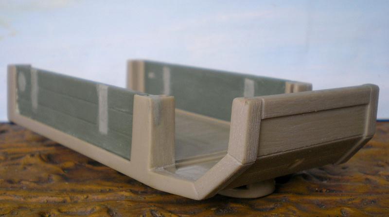 Bemalungen, Umbauten, Eigenbau - neue Fuhrwerke für meine Dioramen - Seite 2 251c3a46