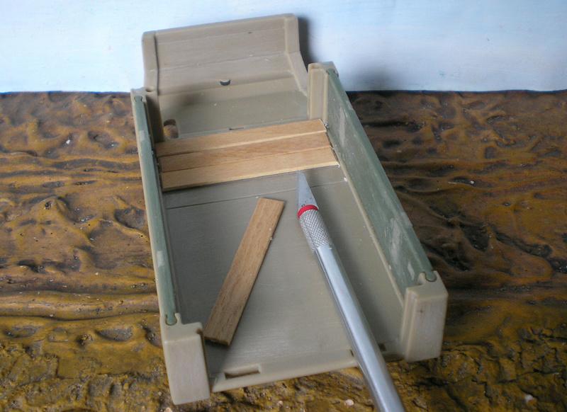 Bemalungen, Umbauten, Eigenbau - neue Fuhrwerke für meine Dioramen - Seite 2 251c3a47