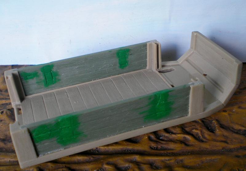 Bemalungen, Umbauten, Eigenbau - neue Fuhrwerke für meine Dioramen - Seite 2 251c3a52