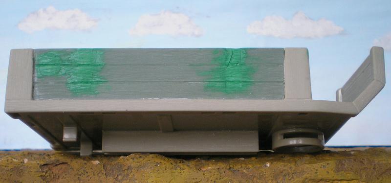 Bemalungen, Umbauten, Eigenbau - neue Fuhrwerke für meine Dioramen - Seite 2 251c3a54