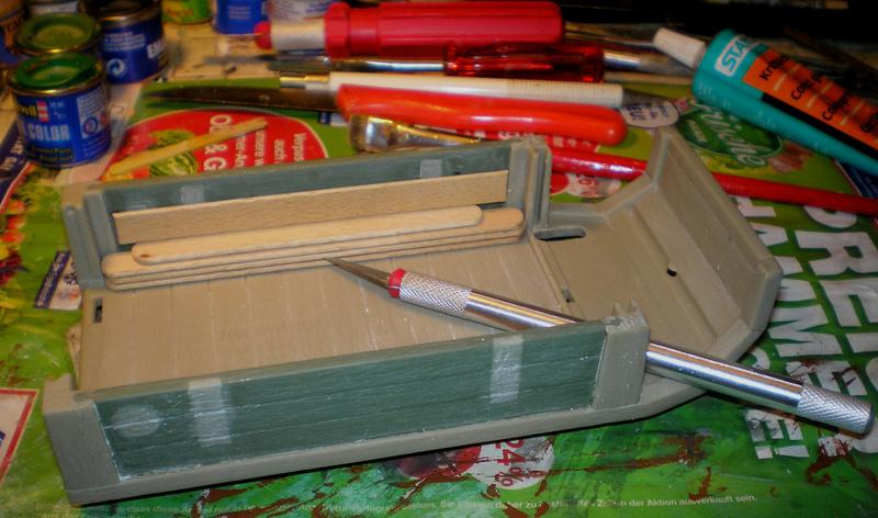 Bemalungen, Umbauten, Eigenbau - neue Fuhrwerke für meine Dioramen - Seite 2 251c3a56