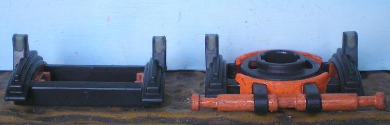 Bemalungen, Umbauten, Eigenbau - neue Fuhrwerke für meine Dioramen 251c3b13