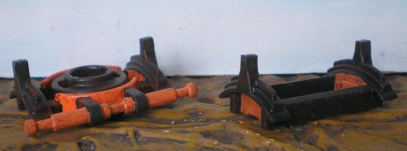 Bemalungen, Umbauten, Eigenbau - neue Fuhrwerke für meine Dioramen 251c3b14