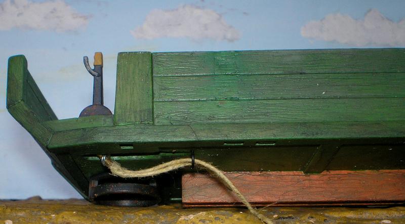 Bemalungen, Umbauten, Eigenbau - neue Fuhrwerke für meine Dioramen - Seite 2 251c4b16