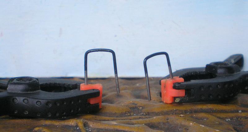 Bemalungen, Umbauten, Eigenbau - neue Fuhrwerke für meine Dioramen - Seite 2 251c4b25