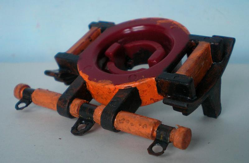 Bemalungen, Umbauten, Eigenbau - neue Fuhrwerke für meine Dioramen - Seite 2 251c5a11