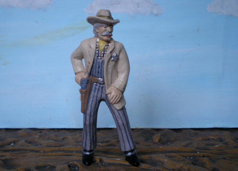 Bemalungen, Umbauten, Modellierungen - neue Cowboys für meine Dioramen - Seite 4 252b1a10