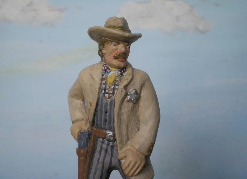 Bemalungen, Umbauten, Modellierungen - neue Cowboys für meine Dioramen - Seite 4 252b2b10