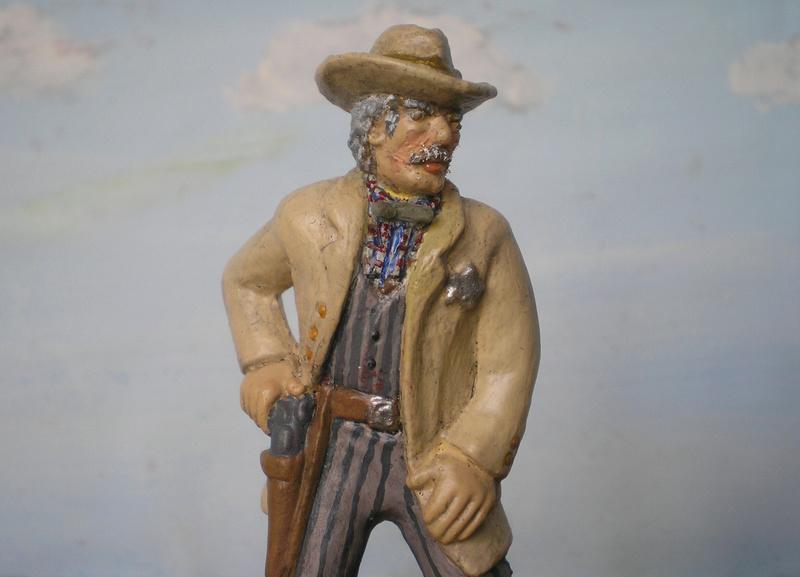 Bemalungen, Umbauten, Modellierungen - neue Cowboys für meine Dioramen - Seite 4 252b2d10