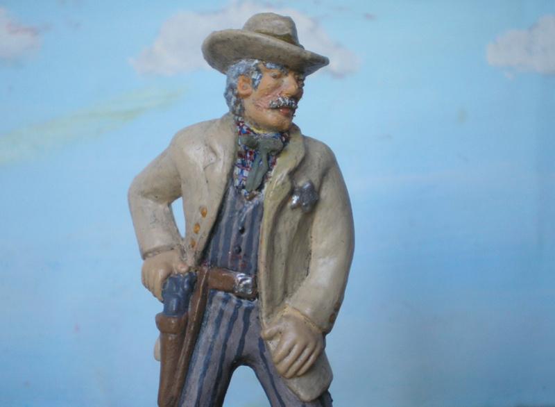 Bemalungen, Umbauten, Modellierungen - neue Cowboys für meine Dioramen - Seite 4 252b2e10