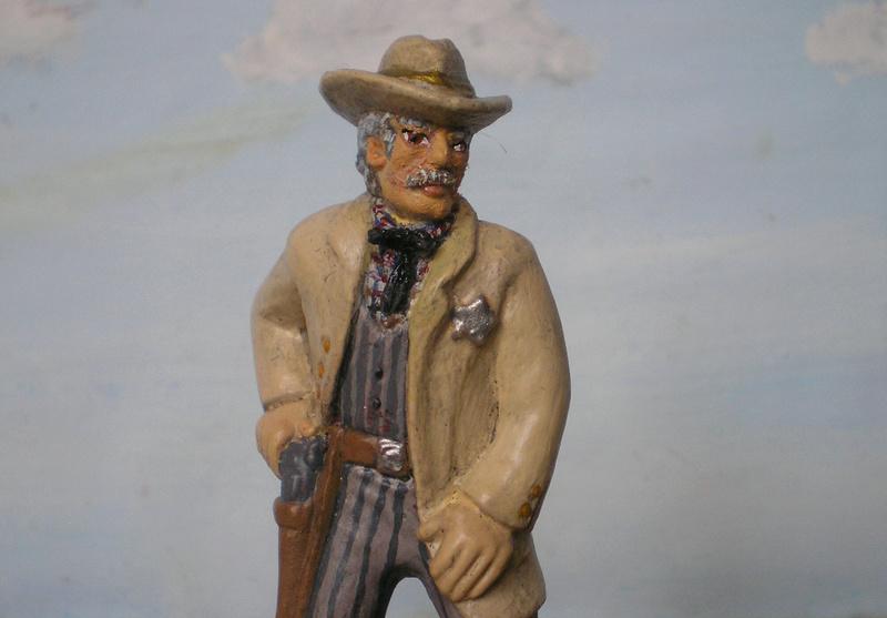Bemalungen, Umbauten, Modellierungen - neue Cowboys für meine Dioramen - Seite 4 252b2f10